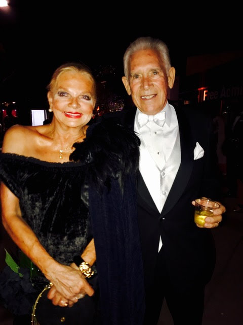 Former Super Model and Miss World Eva Kovacs and Cecil Lane at WACO 2017.jpg 2